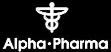 alpha pharma logo