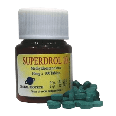 Superdrol 10