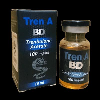Tren A BD [Trenbolone Acetate 100mg] - 10ml - Black Dragon