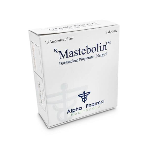 Mastebolin Masteron 100mg / Ml 10 X 1ml Amp – Alpha-Pharma