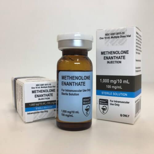 Methenolone Enanthate (Primobolan Depot) Hilma Biocare 10ml [100mg/ml]