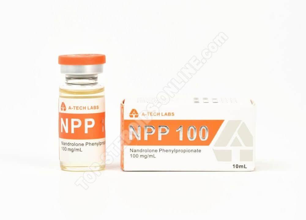 NPP 100 - A-Tech Labs - 10ml Bottle