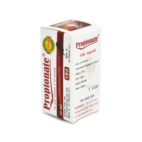 150 Propionate 10 Ml Vial – The Pharma
