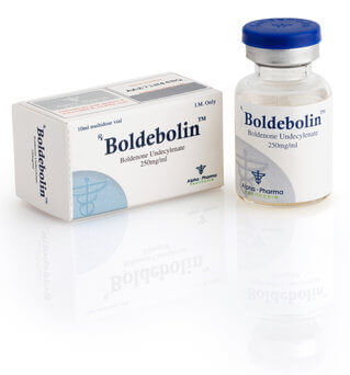 Boldebolin Boldenone, Equipoise 250mg / Ml 1 10ml Vial - Alpha-Pharma