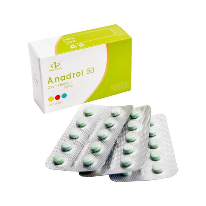 Androlic, British Dispensary - The best Anadrol ever