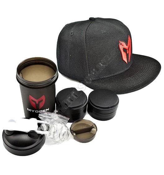 MYOGEN SHAKER + MYOGEN CAP