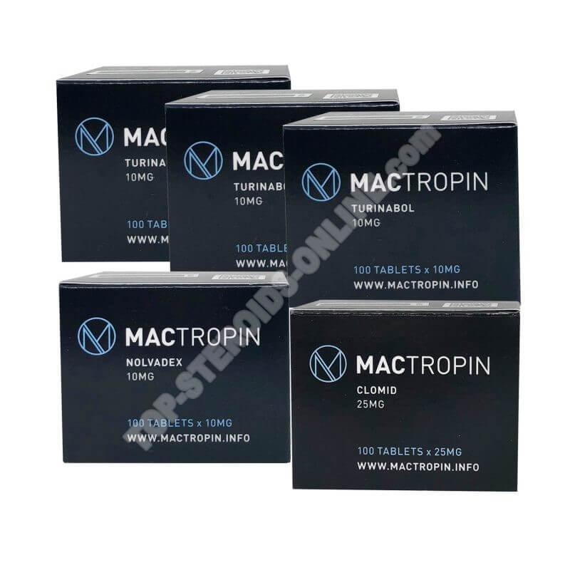 MASSROPIN TURINABOL MASS + PROTECTION + PCT (8 WEEKS)