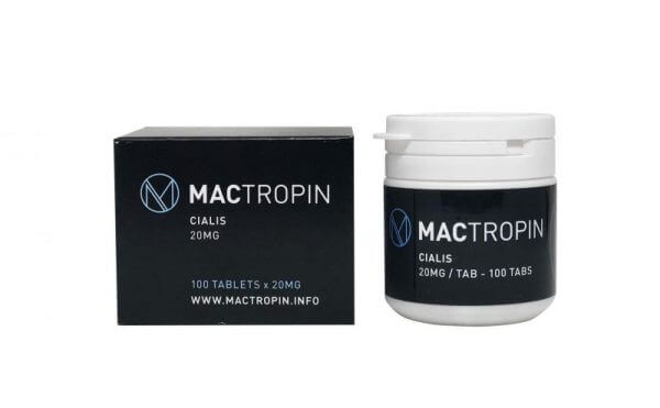 Cialis 20mg 100tabs – Mactropin