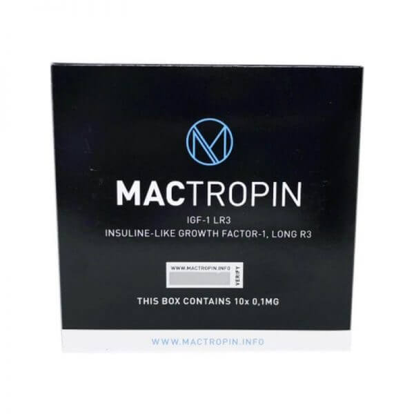 IGF-1 LR3 10 × 0.1mg – Mactropin
