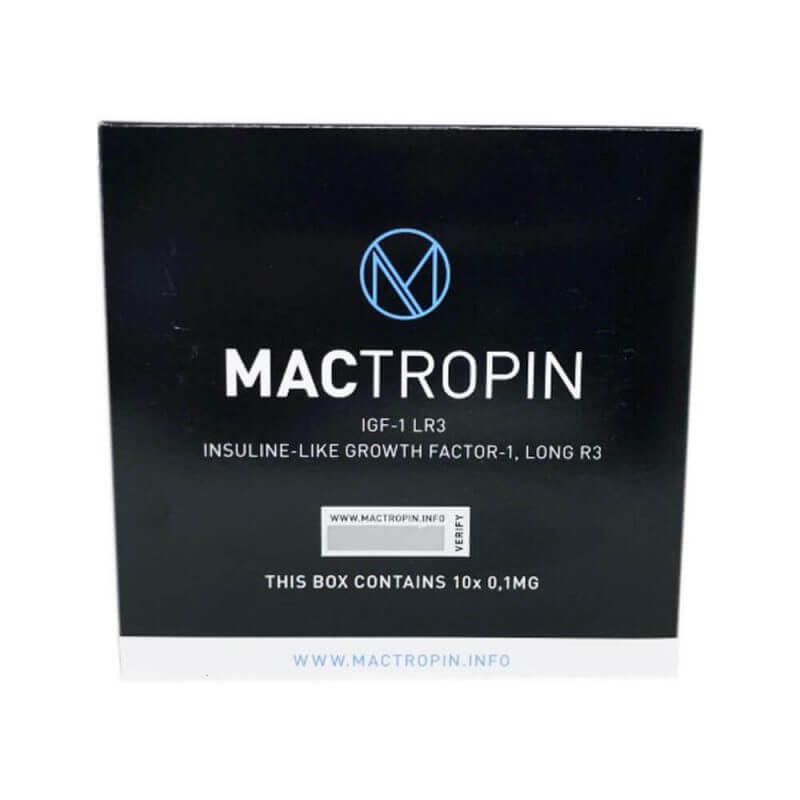 IGF-1 LR3 10 × 0.1mg - Mactropin