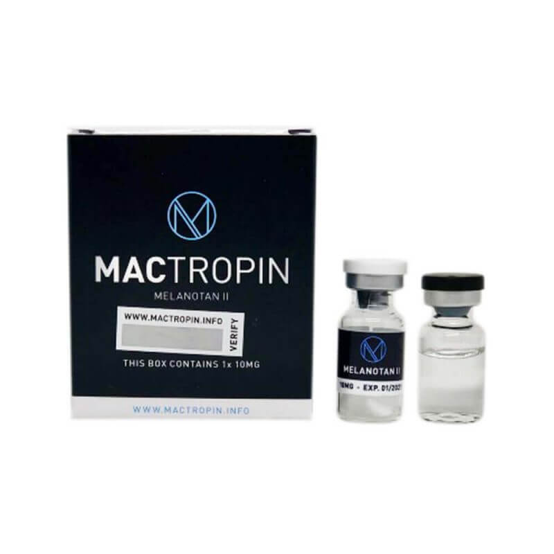 Melanotan II 1 X 10mg - Mactropin