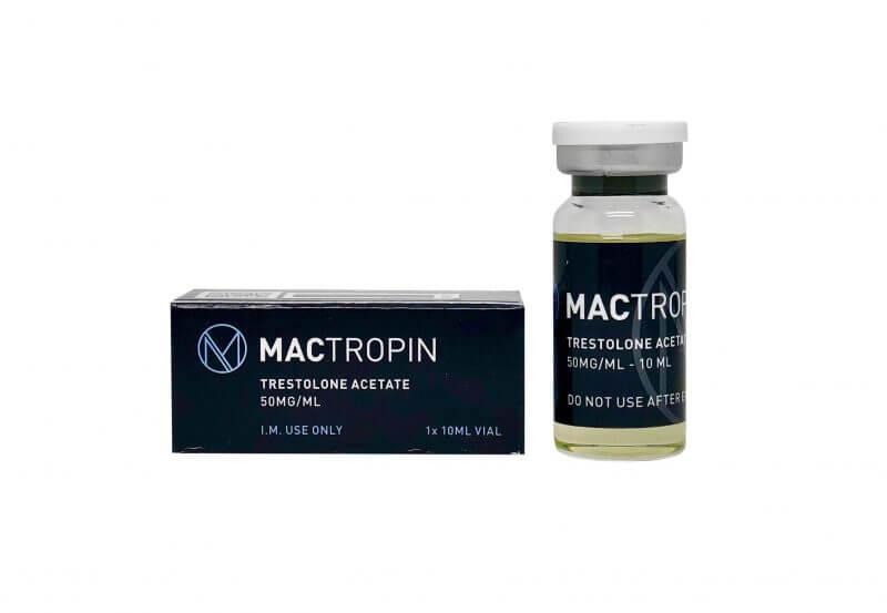 Trestolone Acetate / Ment 50mg 10ml - Mactropin