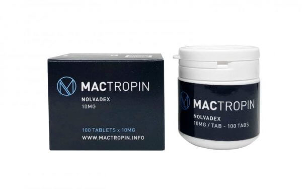 Nolvadex 10mg 100tabs – Mactropin