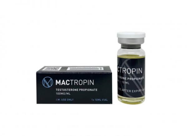 Testosterone Propionate 100mg 10ml – Mactropin