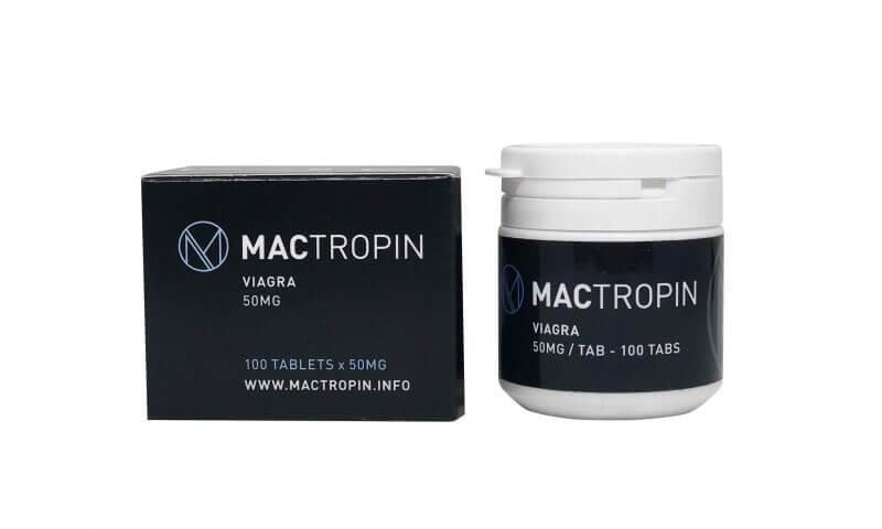 Viagra 50mg 100tabs - Mactropin