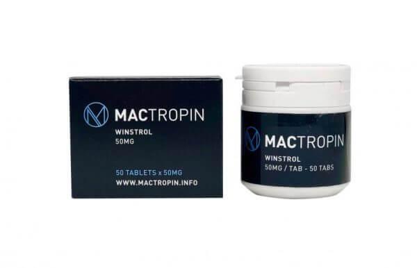 Winstrol 50mg 50tabs – Mactropin