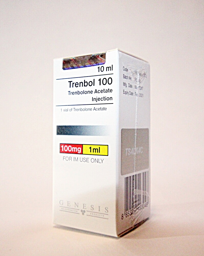 Trenbol 100 Genesis 10ml vial [100mg/1ml]