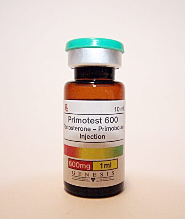 Primotest 600 Injection Genesis 10ml vial [600mg/1ml]