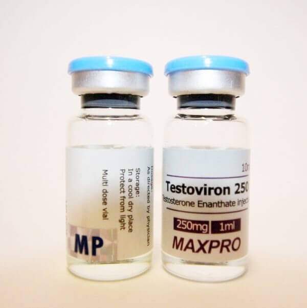 Testoviron 250 Max Pro 10ml vial [250mg/1ml]