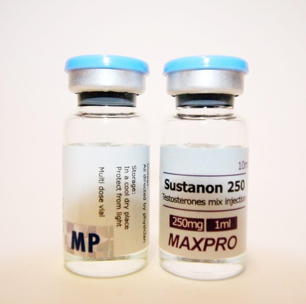 Sustanon 250 Max Pro 10ml vial [250mg/1ml]