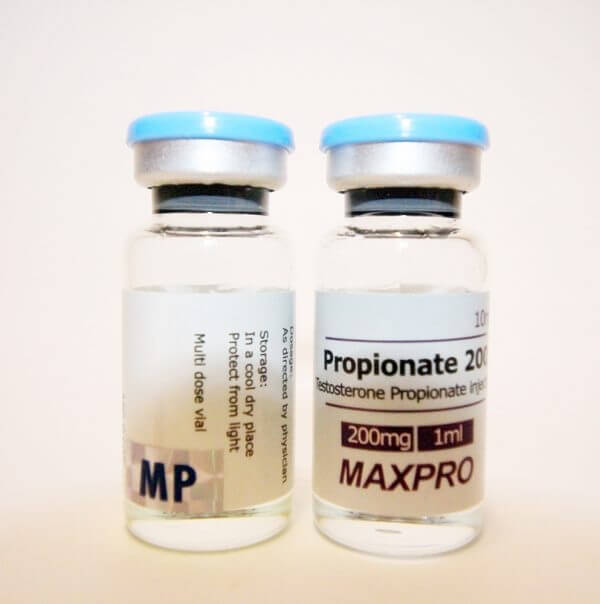 Propionate 200 Max Pro 10ml vial [200mg/1ml]