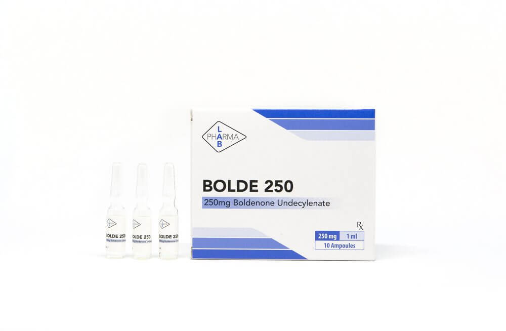 Bolde 250 Pharma Lab 10 amps [10x250mg/1ml]