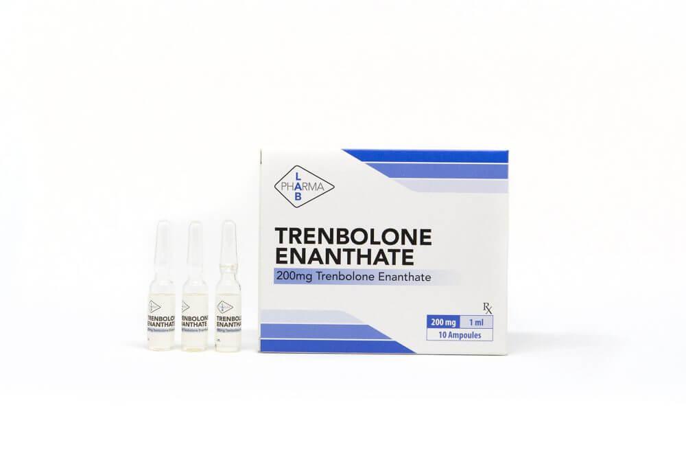Trenbolone Enanthate Pharma Lab 10 amps [10x200mg/1ml]