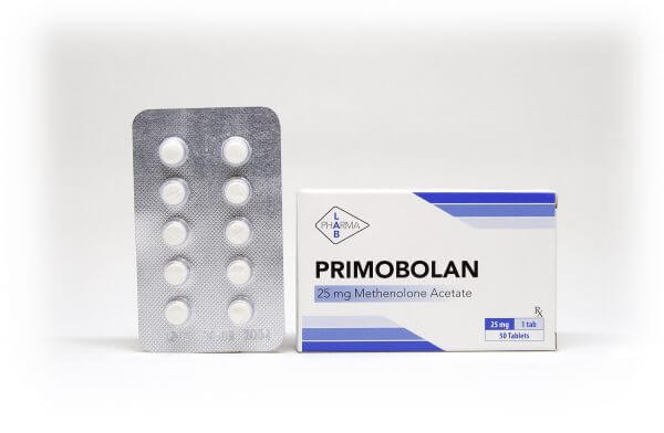 Primobolan Pharma Lab 10 amps [10x100mg/1ml]