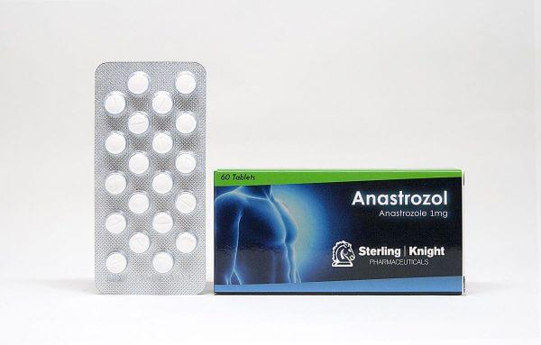 Anastrozol Sterling Knight 60 tabs [1mg/tab]