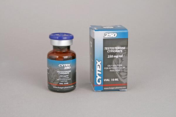 Cytex 250 Thaiger Pharma 10ml vial [250mg/1ml]