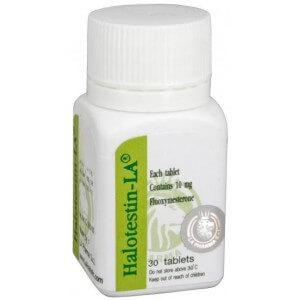 Halotestin LA Pharma 30 tabs [10mg/tab]