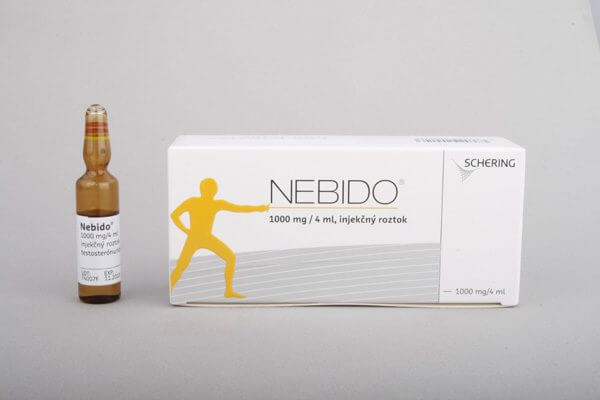 Nebido Bayer 4ml amp [1000mg/4ml]