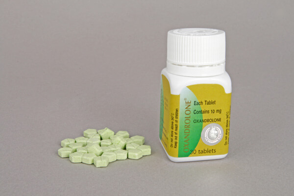 Oxandrolone LA Pharma 30 tabs [10mg/tab]
