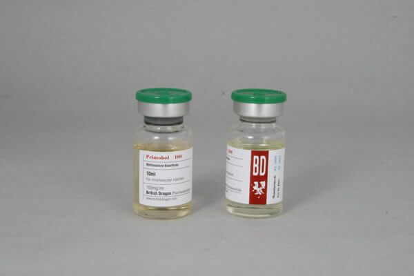 Primobol 100 British Dragon 10ml vial [100mg/1ml]