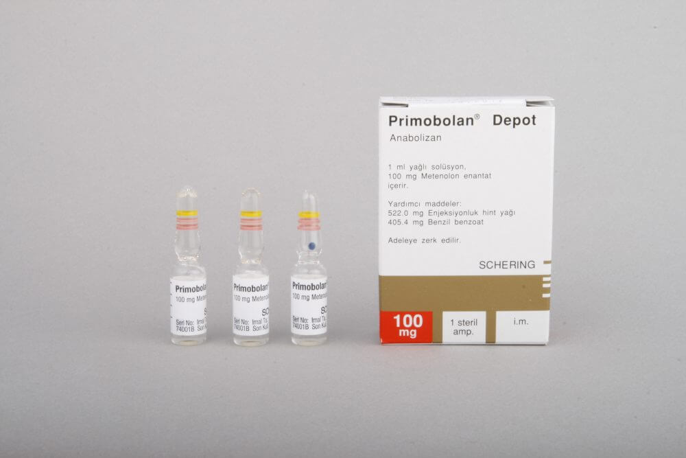 Primobolan Depot Schering - Bayer 1ml amp [100mg/1ml]