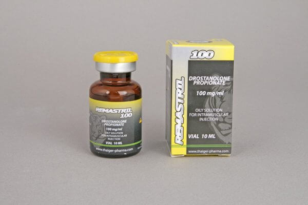 Remastril 100 Thaiger Pharma 10ml vial [100mg/1ml]