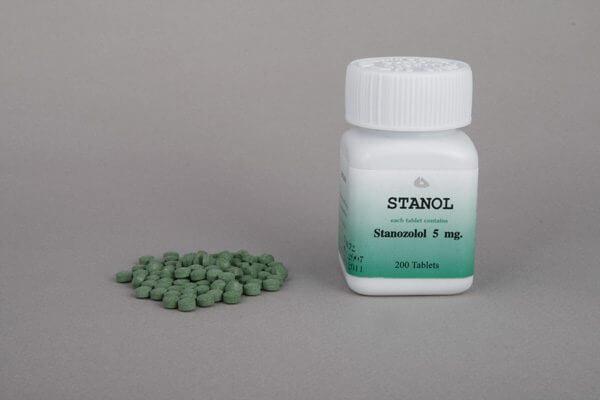 Stanol Body Research 200 tabs [5mg/tab]