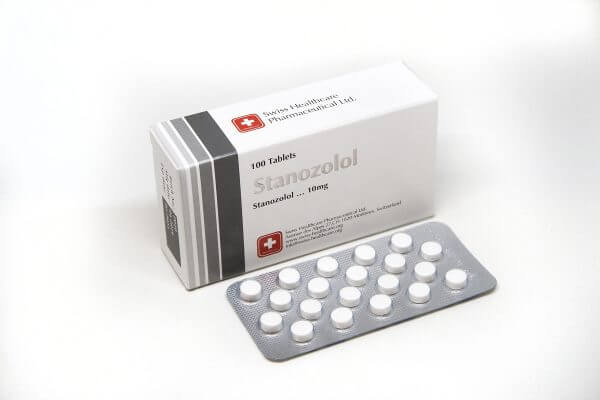 Stanozolol Swiss Healthcare 100 tabs [10mg/tab]