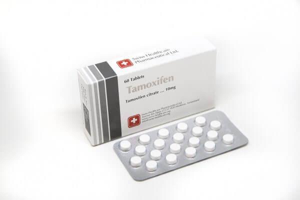 Tamoxifen Swiss Healthcare 60 tabs [10mg/tab]