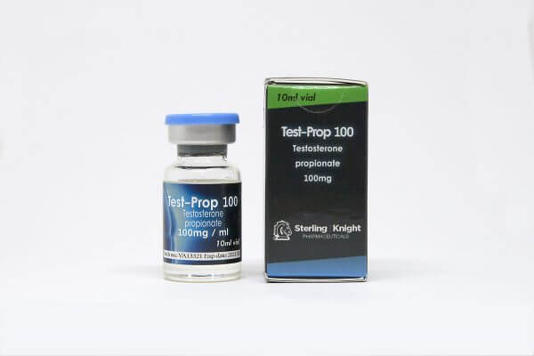 Test-Prop 100 Sterling Knight 10ml vial [100mg/1ml]