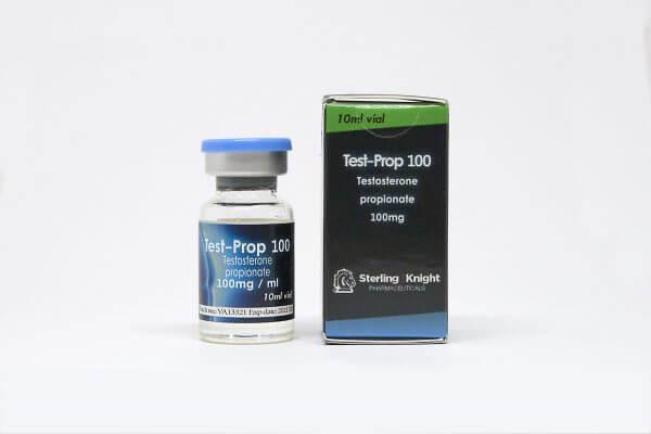 Test-Prop 100 Sterling Knight 10ml vial [100mg/1ml]