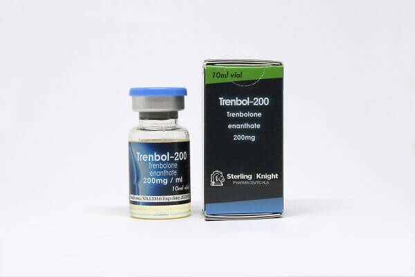 Trenbol-200 Sterling Knight 10ml vial [200mg/1ml]