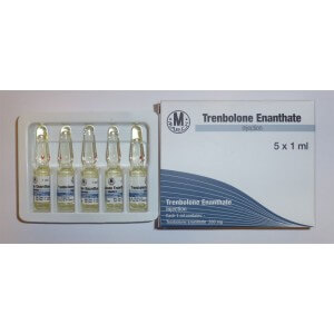 Trenbolone Enanthate March 5 amps [5x200mg/1ml]
