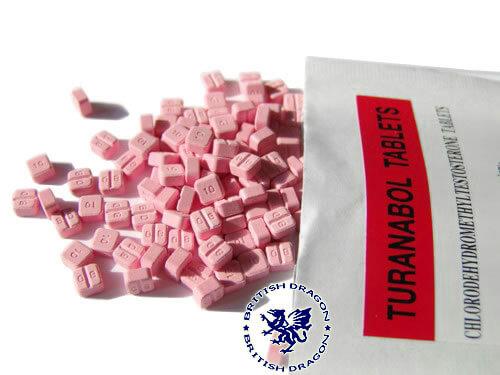 Turanabol Tablets British Dragon 100 tabs [10mg/tab]