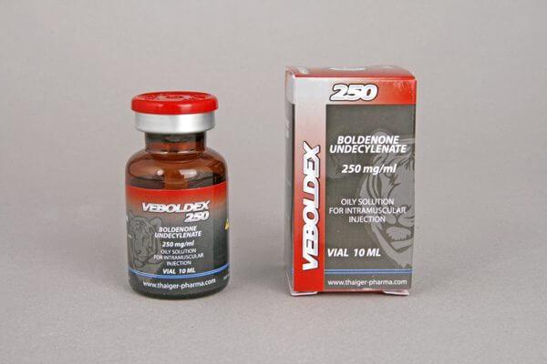 Veboldex 250 Thaiger Pharma 10ml vial [250mg/1ml]