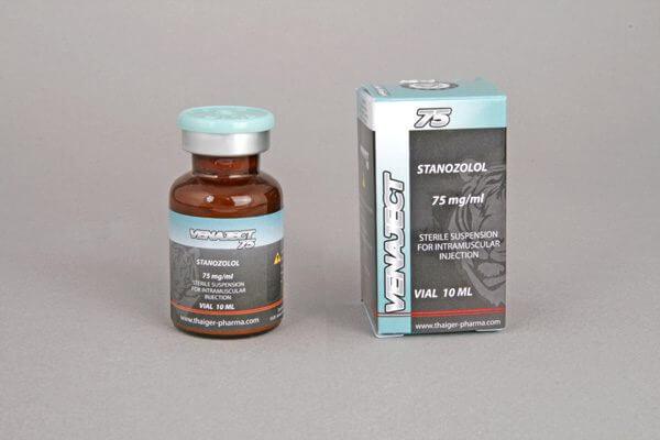 Venaject 75 Thaiger Pharma 10ml vial [75mg/1ml]