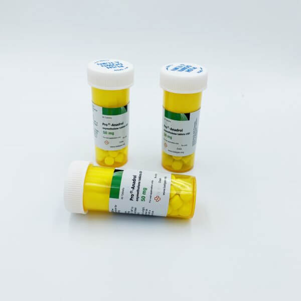 Pro®-Anadrol Beligas