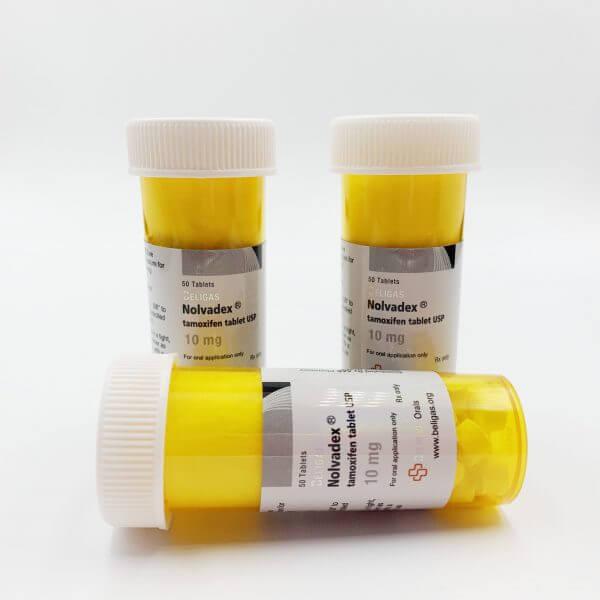 Nolvadex (Tamoxifen) 50 tablets (10mg/tab) Beligas Pharma