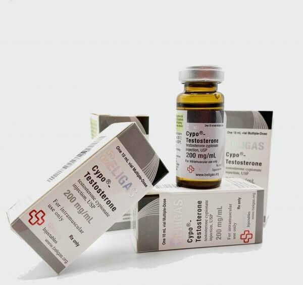 Cypo® Testosterone Cypionate Beligas Pharma