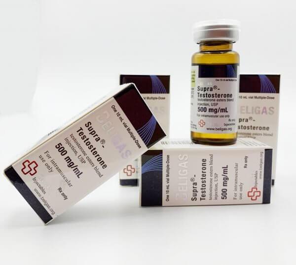 Supra® Testosterone 500 (Sustanon 500) Beligas Pharma
